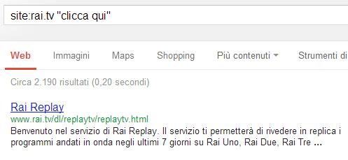 Site RAI