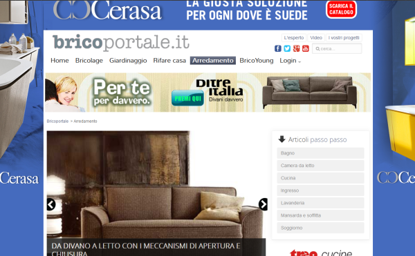 Home bricoportale