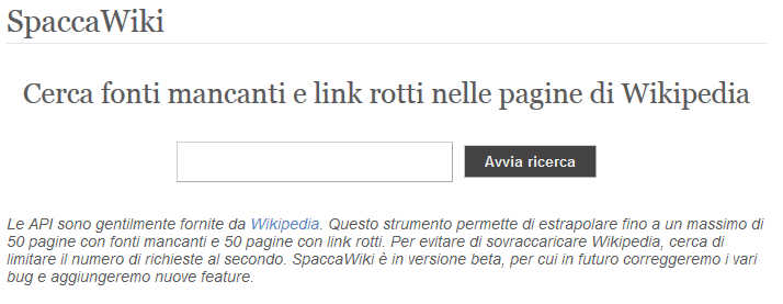 SpaccaWiki