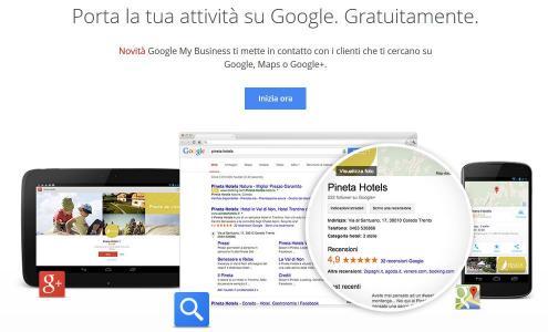 Google My Business : il Business in un solo click!